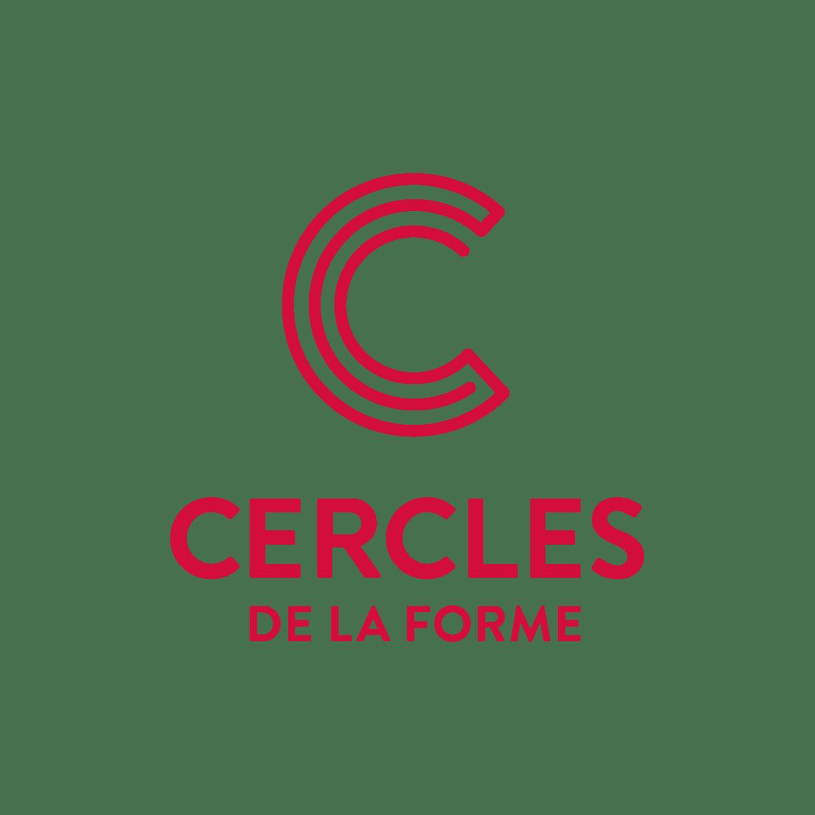 cercles de la forme
